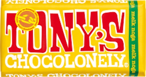 Tony's Chocolonely - melk noga