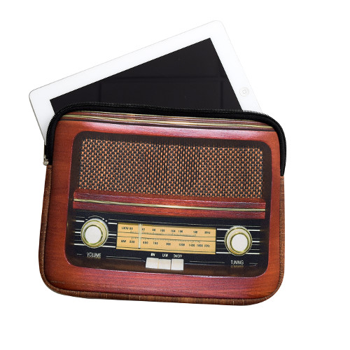 Ipad Sleeve Radio